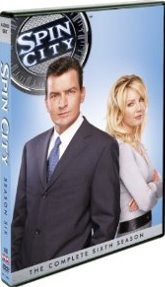 Spin City: The Complete Sixth Season DVD cover