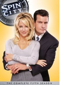 Spin City: Season Five DVD cover