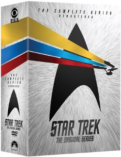 Star Trek: The Original Series - The Complete Series Remastered cover