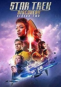 Star Trek: Discovery - Season Two DVD cover