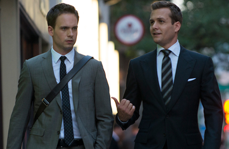 Suits stars