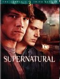 Supernatural - Third Season DVD cover