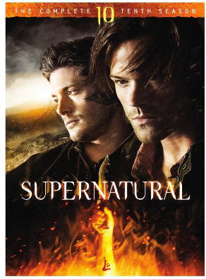 Supernatural: The Complete First Season Blu-ray cover