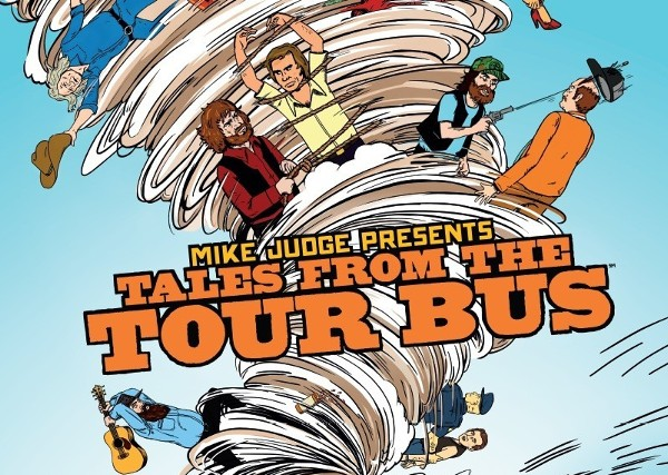 Tales from the Tour Bus poster