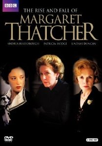 The Rise and Fall of Margaret Thatcher DVD cover