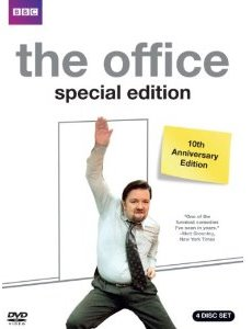The Office: Special Edition DVD cover