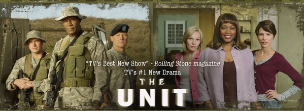 "cast pic for ""The Unit"""