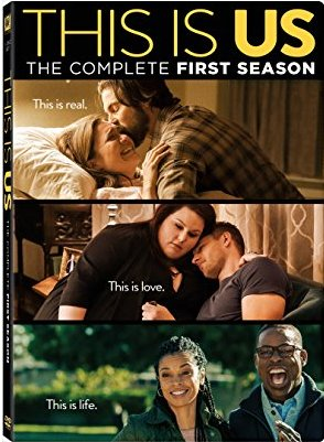 This Is Us The Complete First Season DVD cover