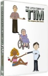 The Life and Times of Tim DVD cover
