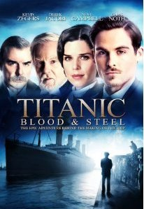 Titanic: Blood & Steel (2012) DVD cover