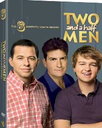 Two and a Half Men: The Complete Eighth Season DVD cover