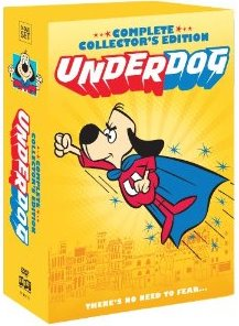 Underdog: The Complete Series DVD cover