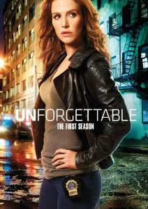 Unforgettable: Season One DVD cover