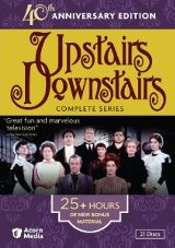Upstairs Downstairs DVD cover
