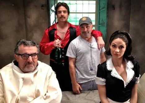 Warehouse 13 cast from the episode Savage Seduction