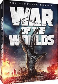 War of the Worlds: The Complete Series DVD cover