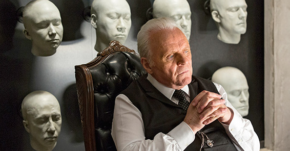 Anthony Hopkins as Dr. Ford