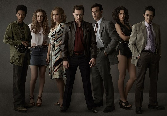 Wicked City cast