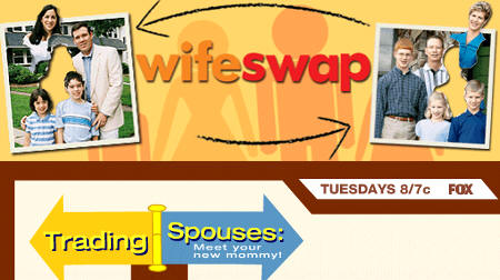 images wife swap trading spouses