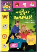 The Wiggles Go Bananas! DVD cover
