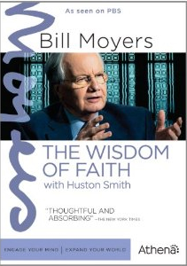 Bill Moyers: Wisdom of Faith With Huston Smith DVD cover