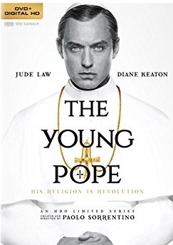The Young Pope: DVD + Digital HD cover