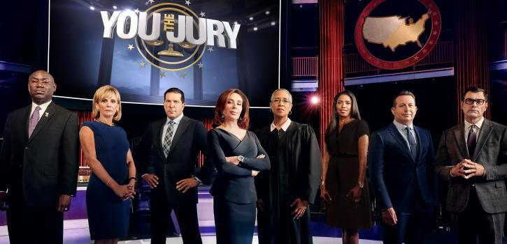 You the Jury cast