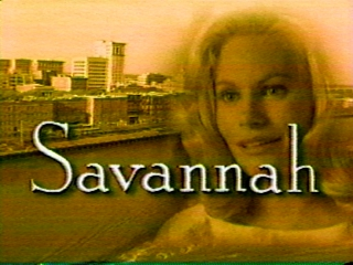 Savannah logo with Reese