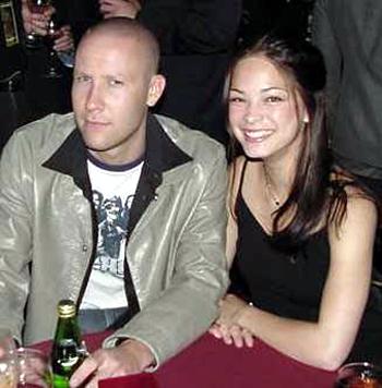 Kristin Kreuk And Michael Rosenbaum