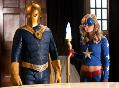 Dr. Fate and Stargirl