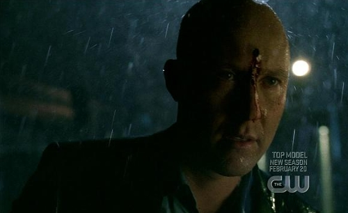 "Lex, shot in his big old bald head, in ""Fracture"""