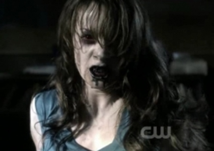 "Lois as a zombie in ""Rabid"""