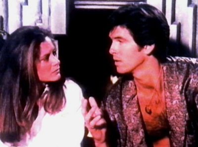 Remington Steele and Laura pic
