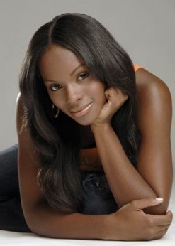 "Tika Sumpter, star of ""Mixed-ish"" Tuesdays on ABC, formerly Layla on ""One Life to Live!"""