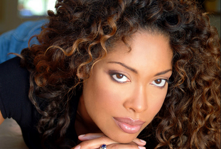 "Gina Torres of ""Pearson"" on USA Network (formerly ""One Life to Live"" actress)."