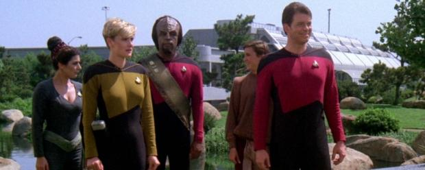 Star Trek: The Next Generation cast
