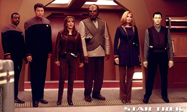 Star Trek: The Next Generation cast pic