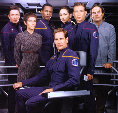 Star Trek: Enterprise cast