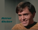 Chekov from the Mirror universe