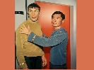Lt. Sulu and Mr. Spock