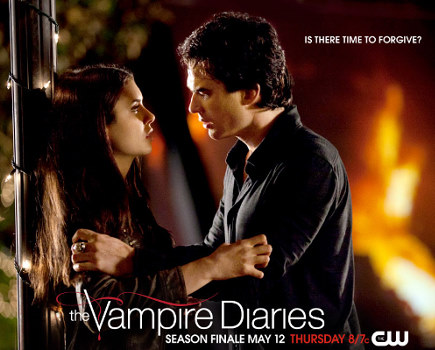 Is There Time to Forgive? The Vampire Diaries season finale May 12 Thursday 8/7c The CW