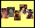Bruce Campbell as Brisco County Jr.