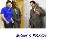 "Stars of ""Psych"" and ""Monk"""
